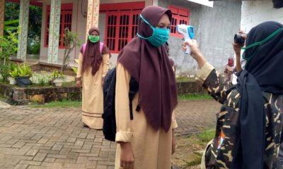 Ponpes Mambaul Ihsan Gresik, Siap Terapkan Aktivitas Normal