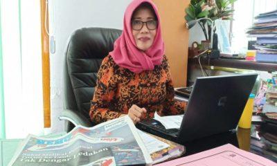 Dirut PDAM Giri Tirta Siti Aminatus Zariyah.